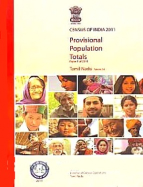 Provisional Population Totals, Paaer 1 of 2011: Tamil Nadu
