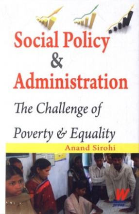 Social Policy & Administration: The Challenge of Poverty & Equality