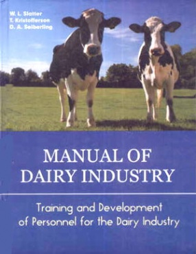 Manual of Dairy Industry: Training and Development of Personnel for the Dairy Industry