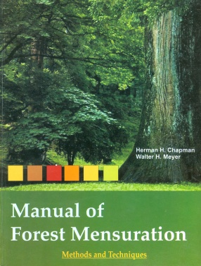 Manual of Forest Mensuration: Methods and Techniques (In 2 Volumes)