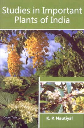 Studies in Important Plants of India