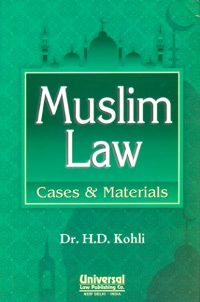 Muslim Law: Cases and Materials