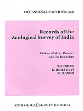 Records of the Zoological Survey of India: Fishes of River Pennar and its Branches