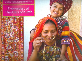 Embroidery of The Ahirs of Kutch