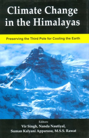 Climate Change in the Himalayas: Preserving the Third Pole for Cooling the Earth
