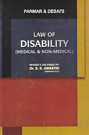Parmar and Desai's Law of Disability: Medical and Non-Medical