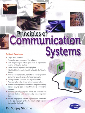 Principles of Communication Systems