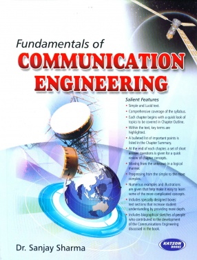 Fundamentals of Communication Engineering: For MDU