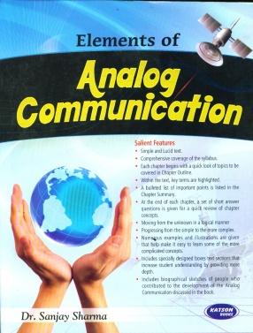 Elements of Analog Communication: For UTU