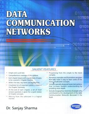 Data Communication Networks: For UPTU