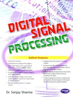 Digital Signal Processing: For MDU