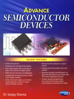 Advance Semiconductor Devices: For UPTU