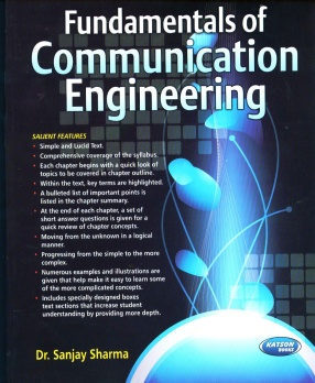 Fundamentals of Communication Engineering