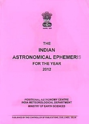 The Indian Astronomical Ephemeris for The Year 2012