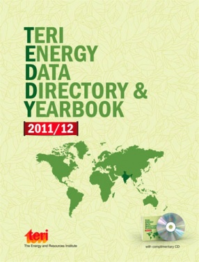TERI Energy Data Directory and Yearbook (TEDDY) 2011/12: With a Complimentary CD