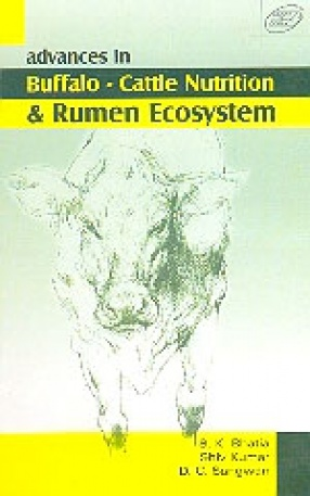 Advances in Buffalo-Cattle Nutrition and Rumen Ecosystem