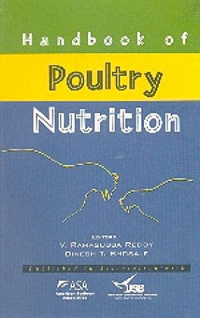 Handbook of Poultry Nutrition