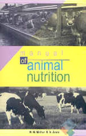 Manual of Animal Nutrition