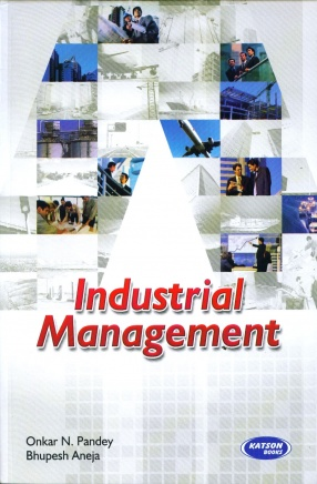 Industrial Management: Common to All Branches
