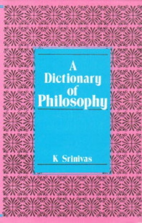 A Dictionary of Philosophy