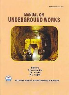Manual on Underground Works