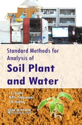 Standard Methods for Analysis of Soil, Plant and Water