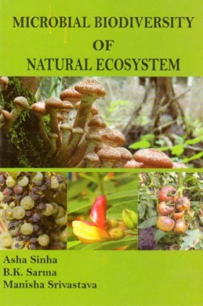Microbial Biodiversity of Natural Ecosystem: Modern Trends