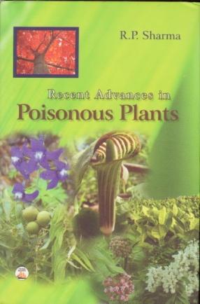Recent Advances in Poisonous Plants