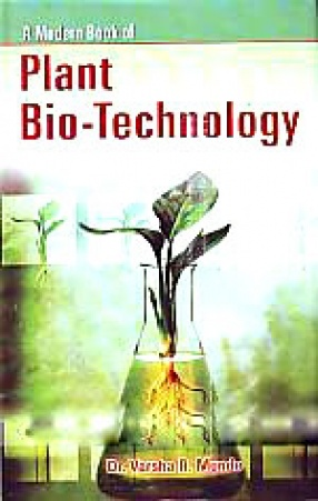 A Modern Book of Plant Bio-Technology