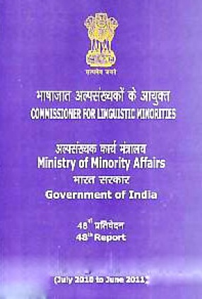 48th Report of the Commissioner for Linguistic Minorities in India, July 2010 to June 2011