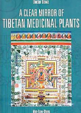 A Clear Mirror of Tibetan Medicinal Plants (In 2 Volumes)