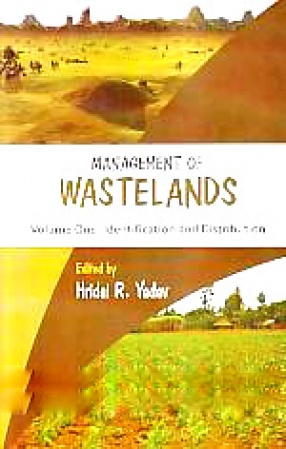Management of Wastelands (In 3 Volumes)