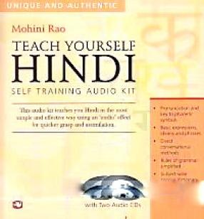 Teach Yourself Hindi: Self Training Audio Kit
