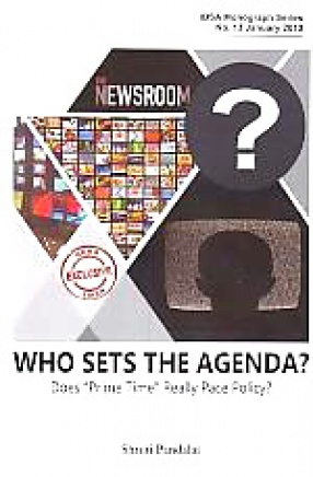 Who Sets in Agenda: Does