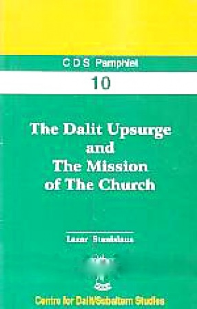 The Dalit Upsurge and the Mission of the Church