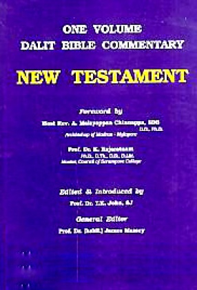 One Volume Dalit Bible Commentary: New Testament