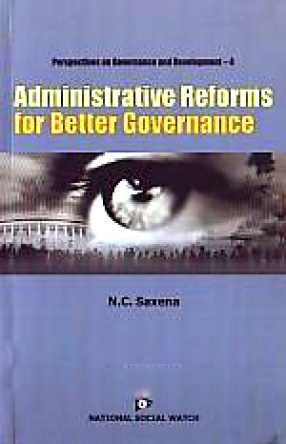 Administrative Reforms for Better Governance