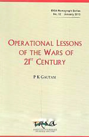 Operational Lessons of the Wars of 21st Century