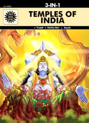 Temples of India: Amar Chitra Katha