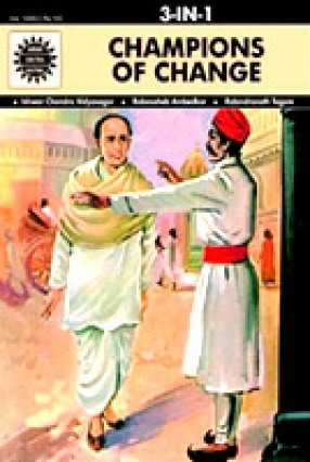 Champions of Change (3 In 1): Amar Chitra Katha