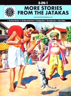 More Stories From the Jatakas (5 In 1): Amar Chitra Katha