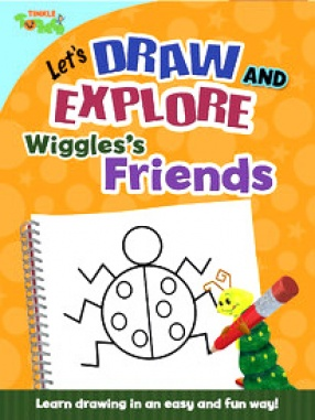 Draw And Explore Wiggles Friends: Amar Chitra Katha