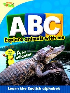 Abc: Explore Animals With Me: Amar Chitra Katha