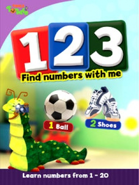 123: Find Numbers With Me: Amar Chitra Katha