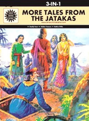 More Tales from the Jatakas (3 In 1): Amar Chitra Katha