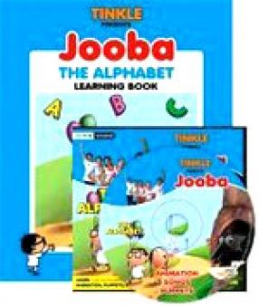 Tinkle Presents Jooba - The Alphabet: Amar Chitra Katha