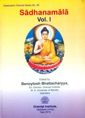 Sadhanamala = Sadhanamala (In 2 Volumes)