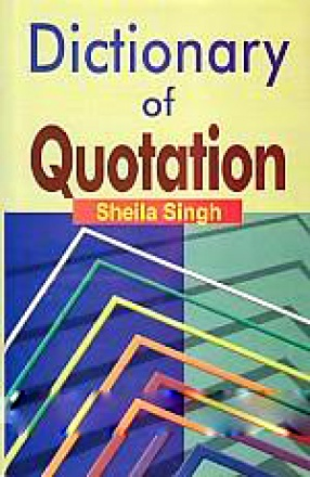 Dictionary of Quotation