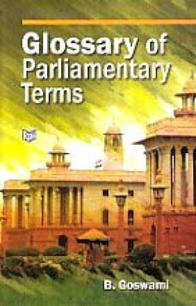 Glossary of Parliamentary Terms