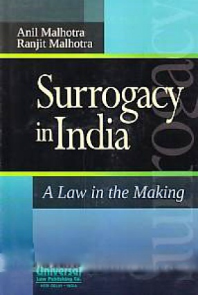 Surrogacy in India: A Law in the Making